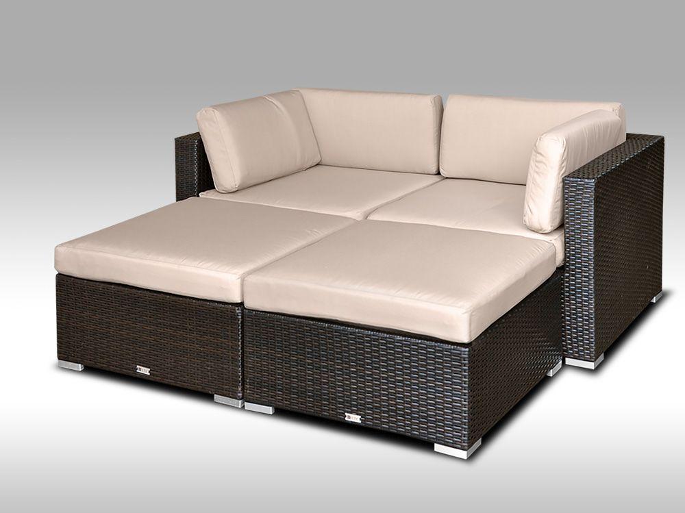 Luxusní rohová sedací souprava ALLEGRA 29 hnědá 2-4 osoby, sv. hnědý polstr