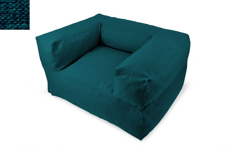 Křeslo Moog Home Dark turquoise