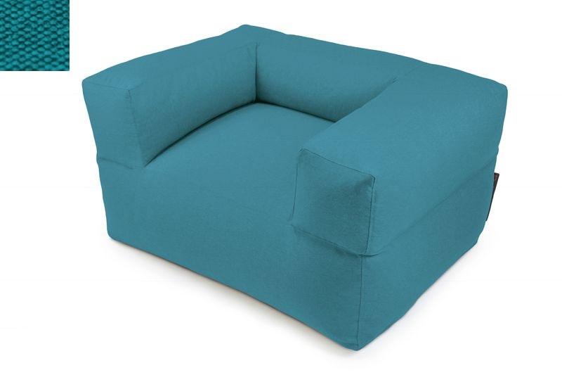 Křeslo Moog Nordic Turquoise