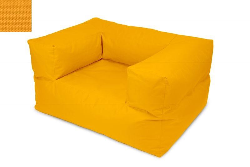 Křeslo Moog Ox White Yellow