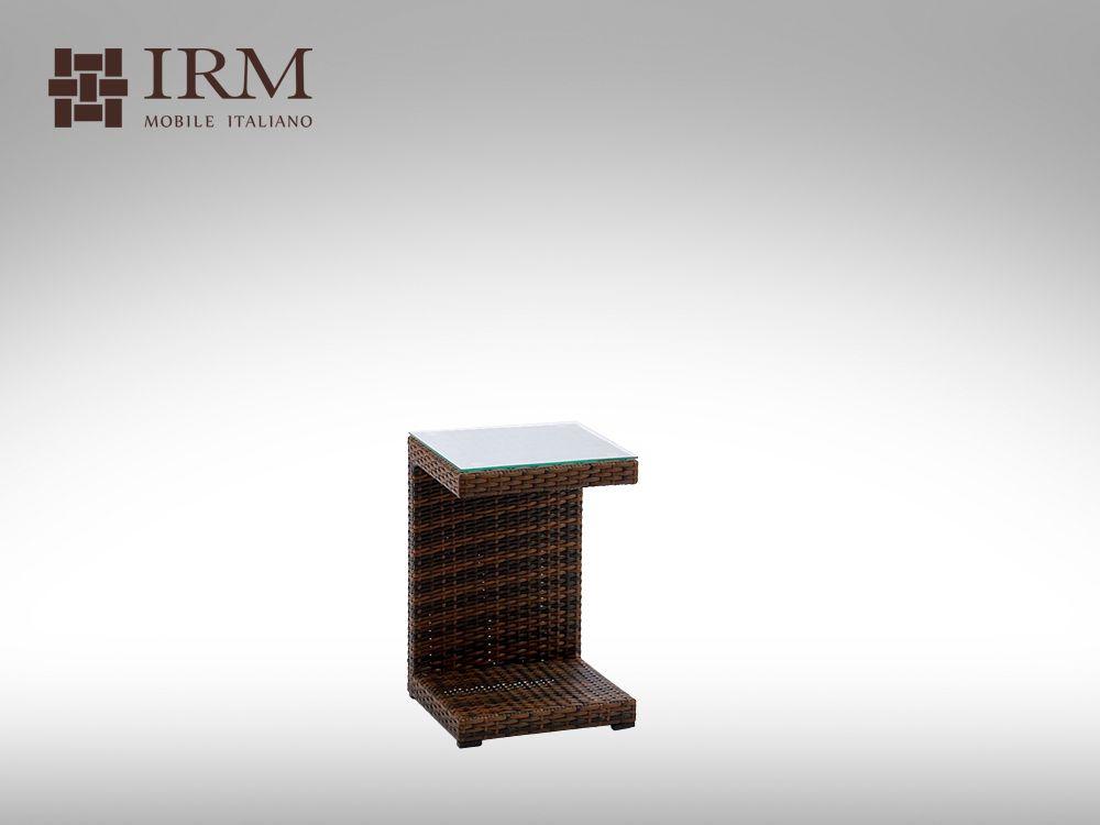 Odkládací stolek z umělého ratanu Onde