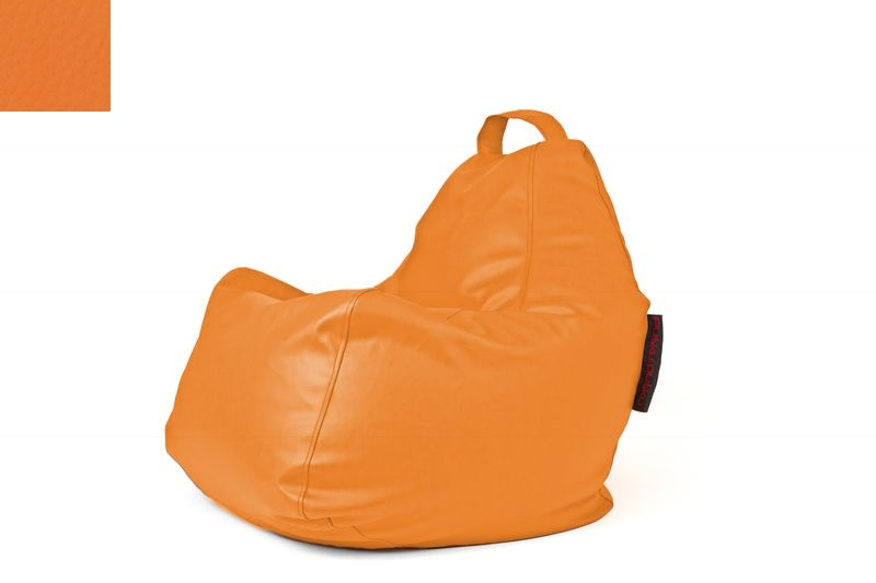 Sedací vak - venkovní křeslo Play Orange