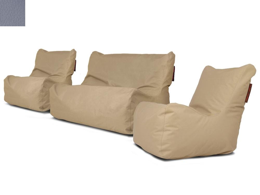 Venkovní sedací souprava Seat Grey