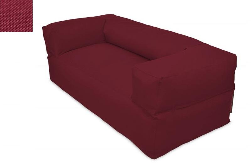Sofa Moog Ox Burgundy