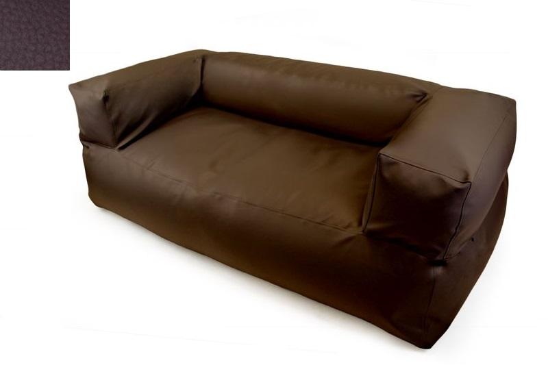 Venkovní sofa Moog Brown