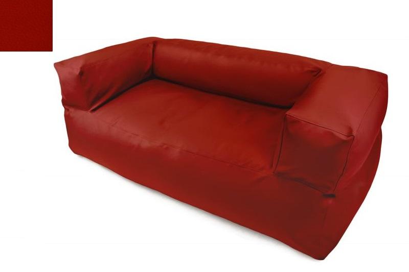 Venkovní sofa Moog Dark red