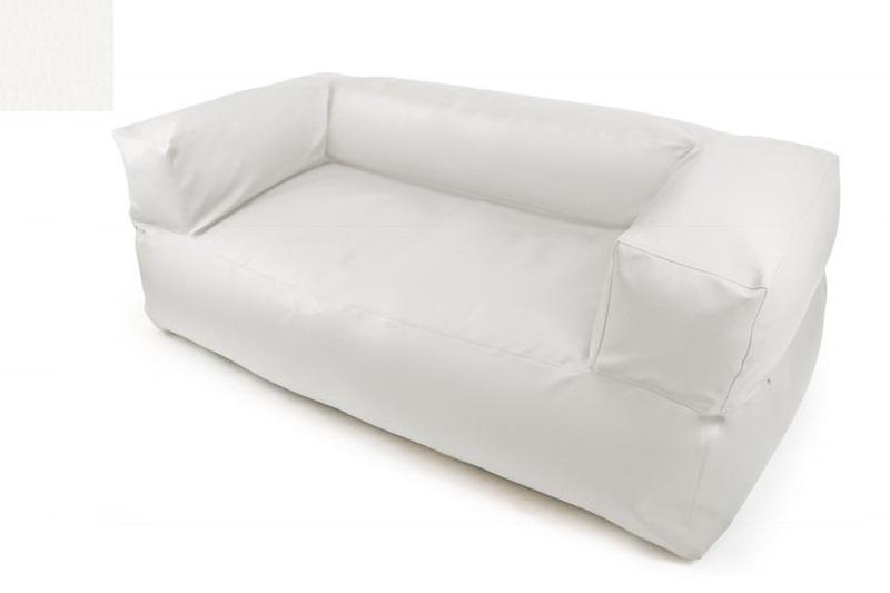 Venkovní sofa Moog White