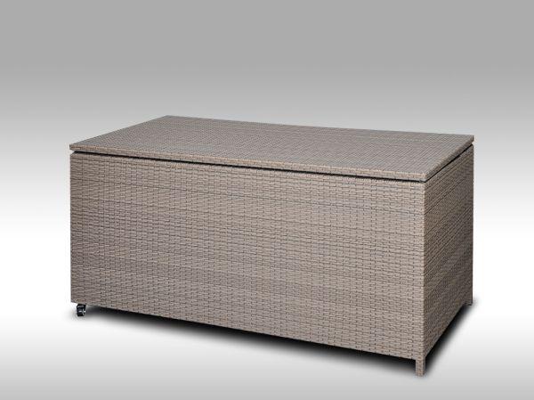 Box na polstry VINCENZO  šedobéžový